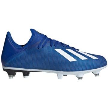 adidas Stollen-SohleX 19.3 SG blau