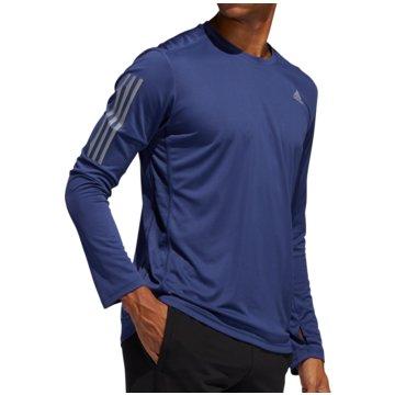 adidas LangarmshirtOTR LS TEE M - FL6959 blau