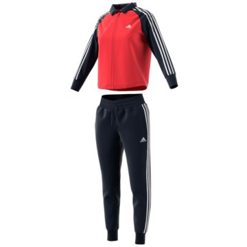 adidas TrainingsanzügeTrack Suit Game Time Women rot
