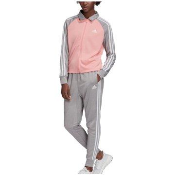 adidas TrainingsanzügeTrack Suit Game Time Women rosa