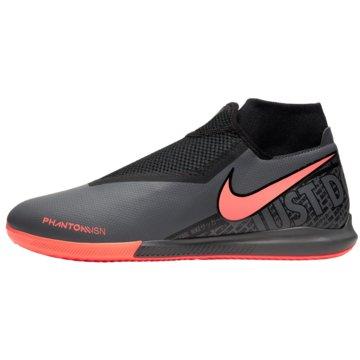 Nike Hallen-SohlePhantom Vision Academy Dynamic Fit IC grau