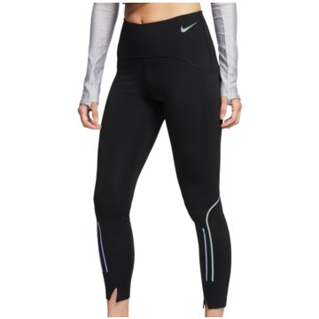 Nike TightsW NK SPEED TGHT 7_8 MATTE - CJ7633 schwarz