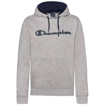 Champion HoodiesHooded Logo Fleece Sweatshirt grau