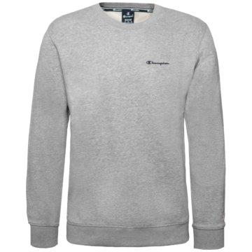 Champion SweatshirtsCrew Neck Fleece Sweatshirt grau