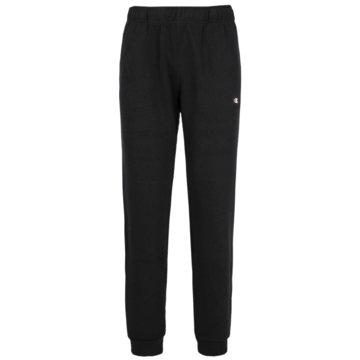 Champion JogginghosenRib Cuff Fleece Pants schwarz