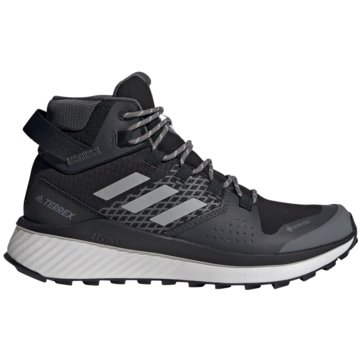 adidas Outdoor SchuhTerrex Folgian Hiker Mid GTX Women schwarz