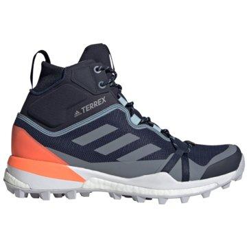 adidas Outdoor SchuhTerrex Skychaser LT Boost Mid GTX Women blau