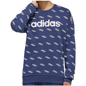 adidas SweatshirtsM FAV TS SW - FM6021 blau