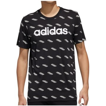 adidas T-ShirtsFavorites Tee schwarz
