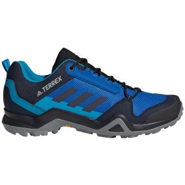 adidas Outdoor SchuhTerrex AX3 blau