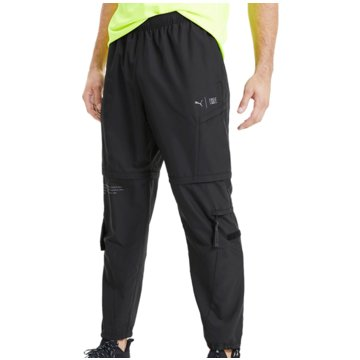 Puma JogginghosenFirst Mile 2in1 Woven Pant schwarz