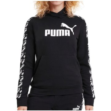 Puma HoodiesAmplified Training Hoody Women schwarz