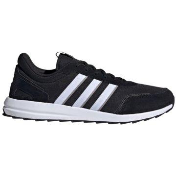 adidas RunningRetrorunner schwarz