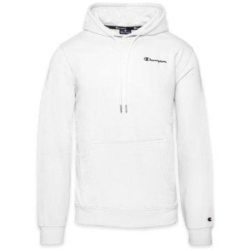 Champion HoodiesSweatshirt Hooded weiß