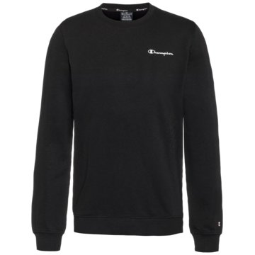 Champion SweatshirtsCrew Neck Sweatshirt schwarz