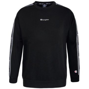 Champion SweatshirtsCrewneck Sweatshirt schwarz