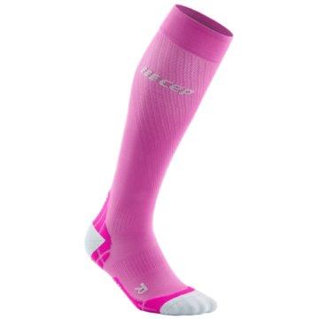 CEP KniestrümpfeRun Ultralight Compression Socks Women pink