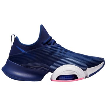Nike TrainingsschuheAir Zoom SuperRep blau