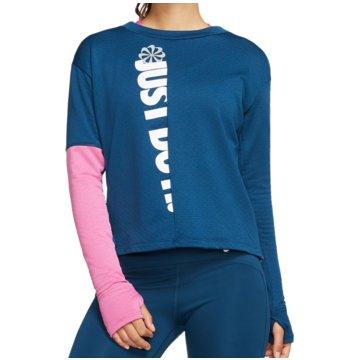 Nike SweatshirtsIcon Clash Therma Sphere Crew Top Women türkis