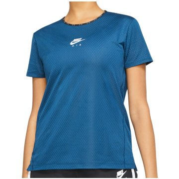 Nike T-ShirtsAir Running Top SS Tee Women blau