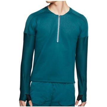 Nike SweatshirtsTech Pack Hybrid Knit HZ Top türkis