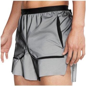 Nike LaufshortsTech Pack Ultra Visable Short silber