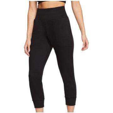 Nike TrainingshosenYOGA - CJ3827-010 schwarz