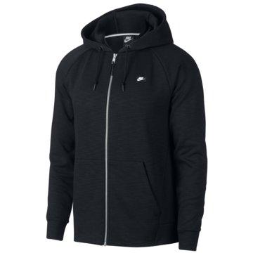 Nike SweatjackenOptic FZ Hoodie schwarz