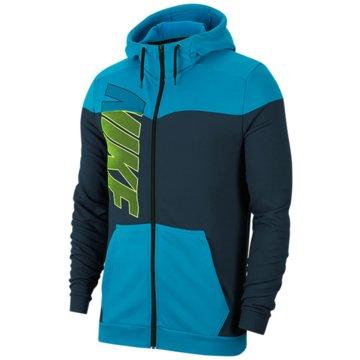 Nike SweatjackenDry Hoodie blau