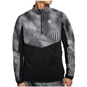 Nike SweatshirtsElement Warm HZ Jacket schwarz