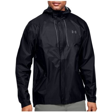 Under Armour TrainingsjackenCloudburst Shell Jacket schwarz