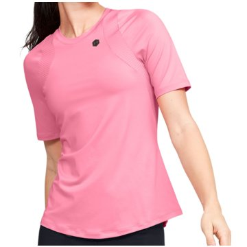 Under Armour T-ShirtsTECH 2.0 GRAPHIC SS - 1352052 rosa