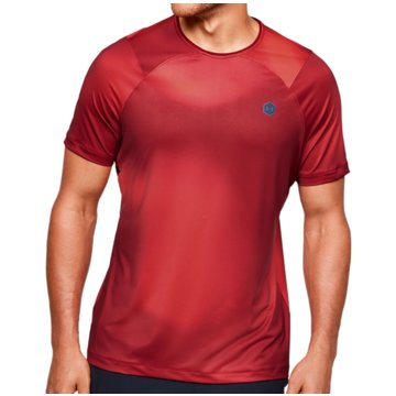 Under Armour KurzarmhemdenRush HeatGear SS Tee rot