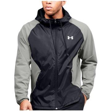 Under Armour SweatshirtsStretch Hooded Zip Jacket schwarz