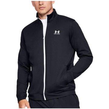 Under Armour T-ShirtsSportstyle Tricot Jacket schwarz