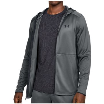 Under Armour SweatshirtsMK-1 Warming FZ Hoodie grau