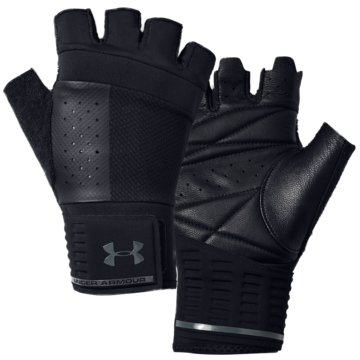 Under Armour FingerhandschuheWeight Lifting Glove schwarz
