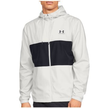 Under Armour TrainingsjackenSportstyle Wind Jacket weiß