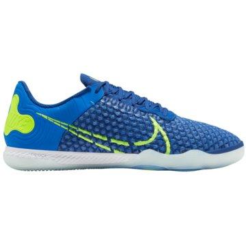 Nike Hallen-SohleReact Gato blau