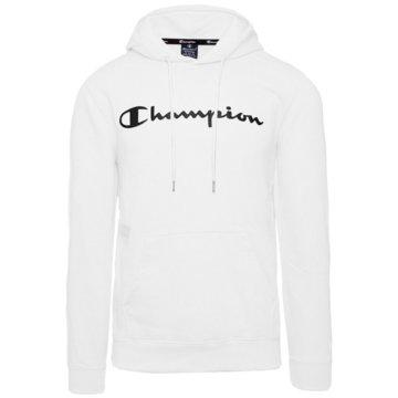 Champion HoodiesHooded Sweatshirt Fleece weiß