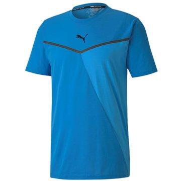 Puma T-ShirtsTrain Thermo R+ BND SS Tee blau