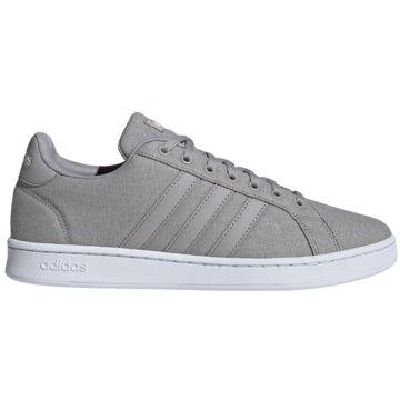 adidas Sneaker LowGrand Court grau