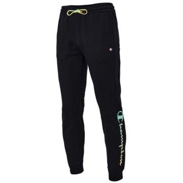 Champion JogginghosenRIB CUFF PANTS - 215787S21 schwarz