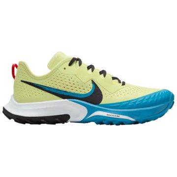 Nike RunningAIR ZOOM TERRA KIGER 7 - CW6066-300 gelb