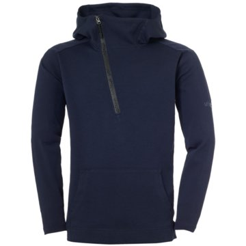 Uhlsport HoodiesESSENTIAL PRO ZIP-HOODIE - 1005061 blau