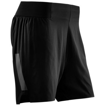 CEP Laufshorts RUN LOOSE FIT SHORTS, BLACK, ME - W1115 schwarz