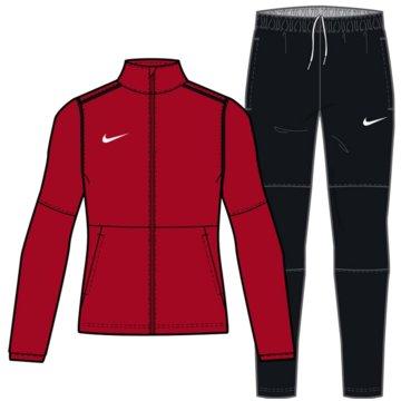Nike TrainingsanzügeW NK DF PARK20 TRKSUIT K - CW3618-657 rot
