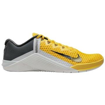 Nike TrainingsschuheMETCON 6 - CK9388-707 gelb