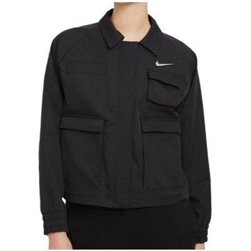 Nike ÜbergangsjackenSPORTSWEAR SWOOSH - CZ8898-010 schwarz