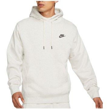 Nike HoodiesSPORTSWEAR - DA0680-101 beige